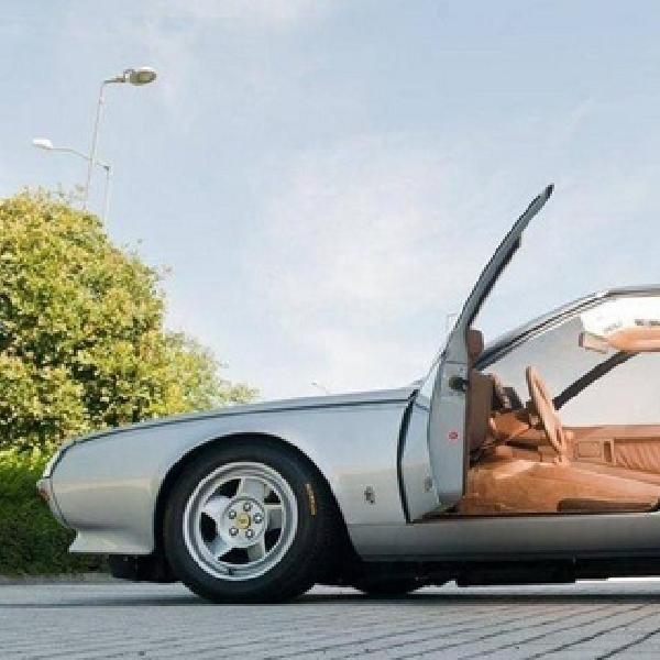 Sedan 4 Pintu Ferrari Super Langka Ini Cari Pemilik Baru