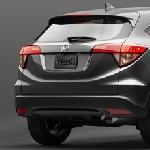 Honda HR-V Sabet Predikat Lima Bintang Uji Keselamatan Versi ASEAN NCAP
