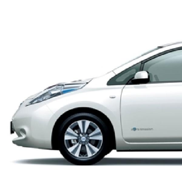 Nissan Leaf  Bakal Hadir Dalam Bentuk Crossover