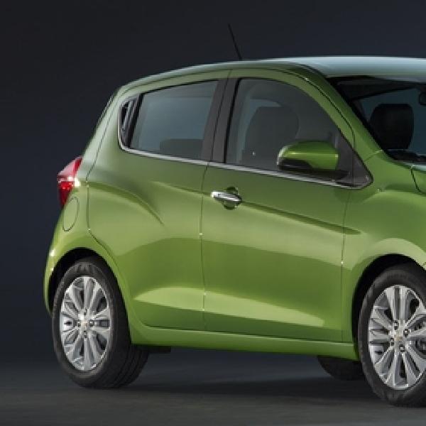 GM Bangun Mobil Kecil Baru untuk Negara Berkembang