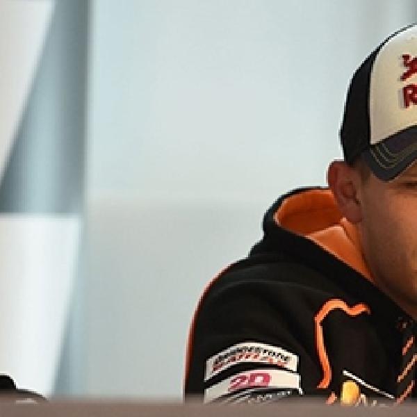 MotoGP: Biaggi Sebut Bradl Hadiah Untuk Aprilia