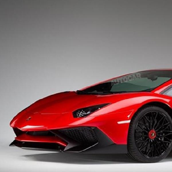 Lamborghini Bakal Lahirkan Model Baru