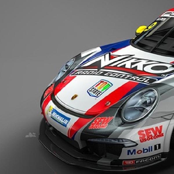 Aktor Hollywood Turun di Porsche Supercup