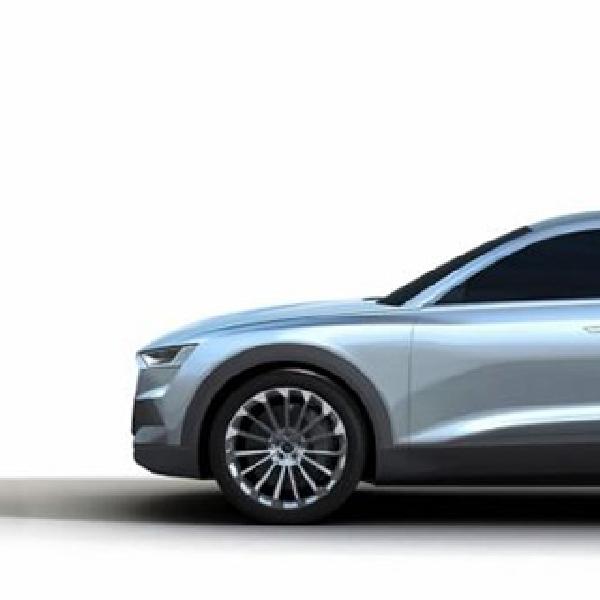 Inikah Wujud Generasi Baru Audi Q6?