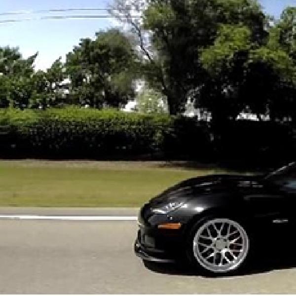 Corvette Z06 Modifikasi Melawan Dodge Viper SRT - Nitro vs Standar