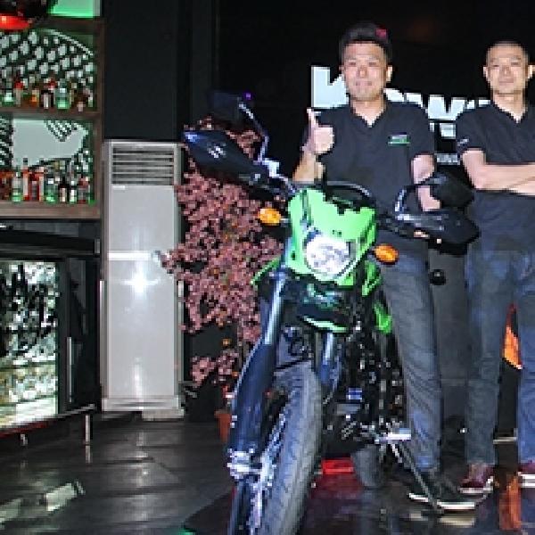 Kawasaki Lakukan Penyegaran Pada D-Tracker