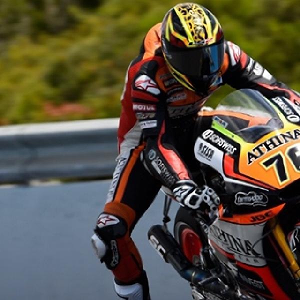 MotoGP: Forward Racing Kembali Mengaspal di Brno