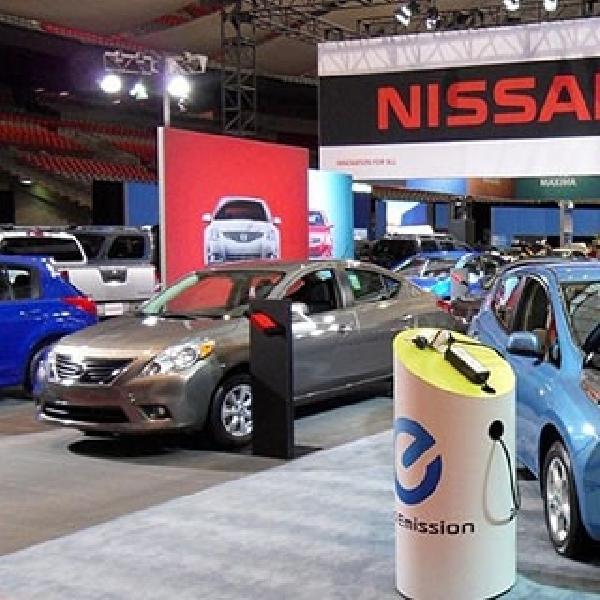 Nissan Bakal Ramaikan 2 Pameran Terbesar di Indonesia