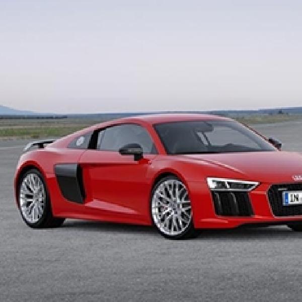 Audi R8 Akan Datang dengan Mesin Kecil Dilengkapi Turbo