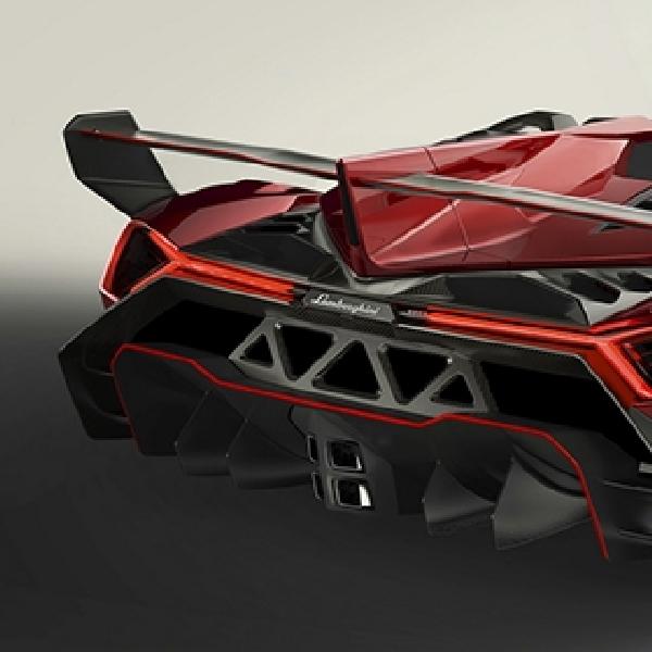 Lamborghini Bertenaga 800 Hp Diberi Nama HyperVeloce