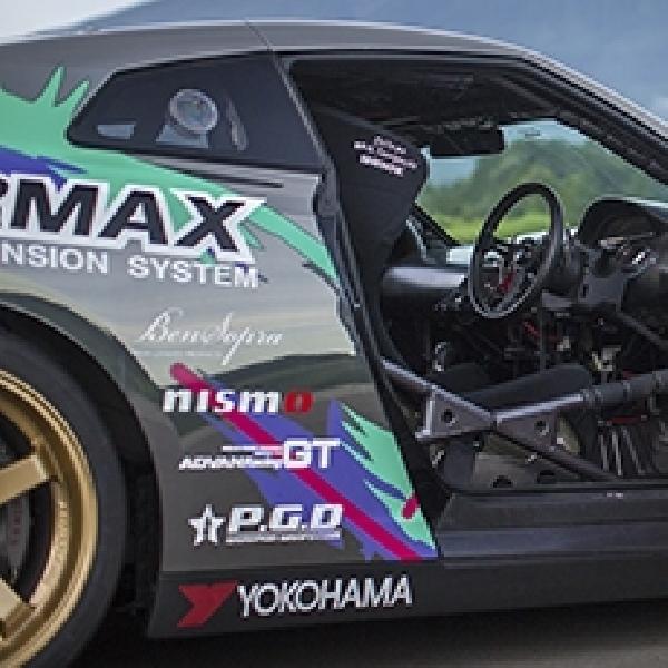 Modifikasi Nissan GT-R R35 HKS - GT-R Tercepat di Dunia
