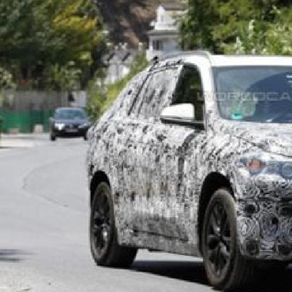 BMW X1 Plug-in Hybrid Mulai Lakukan Uji coba