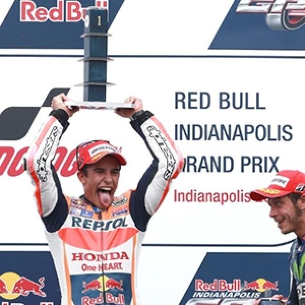 MotoGP: Marquez Rajai Indy 2015