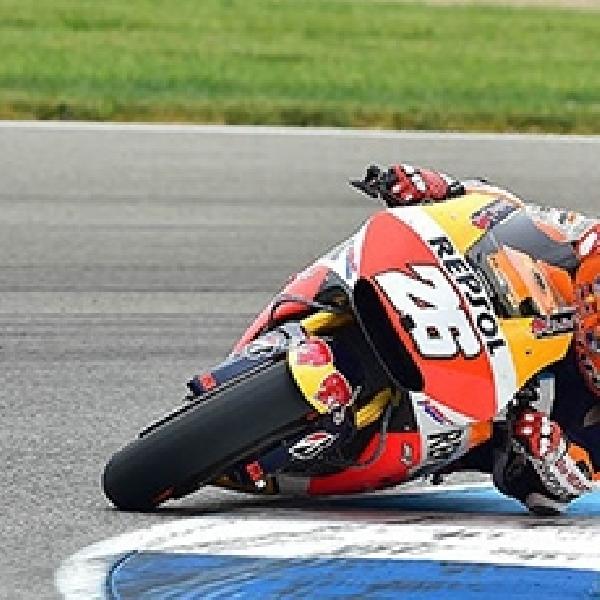 MotoGP: Pedrosa Akui Rossi Luar Biasa