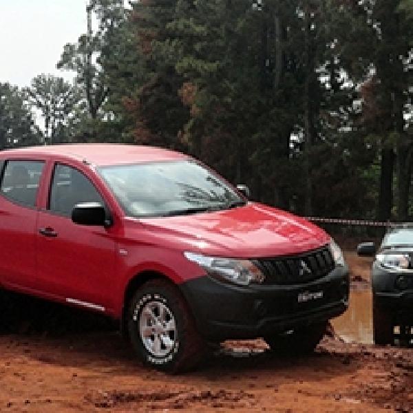 Jajal Kekuatan Mitsubishi All New Triton Exceed Bersama Hiroshi Masuoka