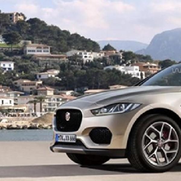 Jaguar E-Pace Dipastikan Lahir Sebelum 2020
