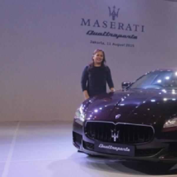 Maserati Memperkenalkan Varian Terbaru Quattroporte