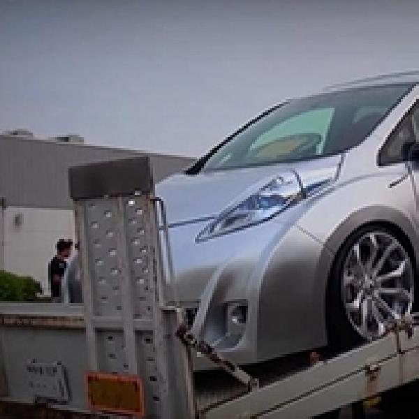 Modifikasi Mobil Listrik Bergaya Stance? Why Not!