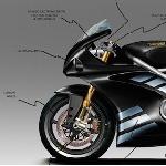 Norton Bangun Motor 1.200 Cc Pesaing Ducati 1299 Panigale S
