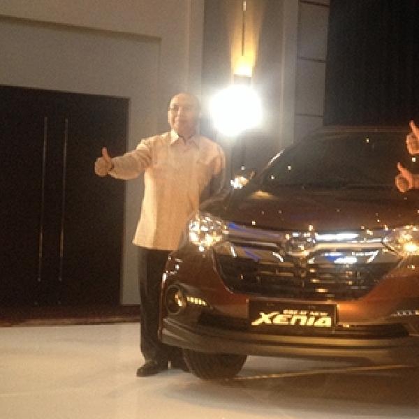 Tampil Lebih Stlylish, Daihatsu Resmi Luncurkan Great New Xenia
