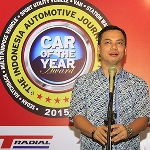 Honda HR-V Raih Gelar FORWOT Car of the Year 2015
