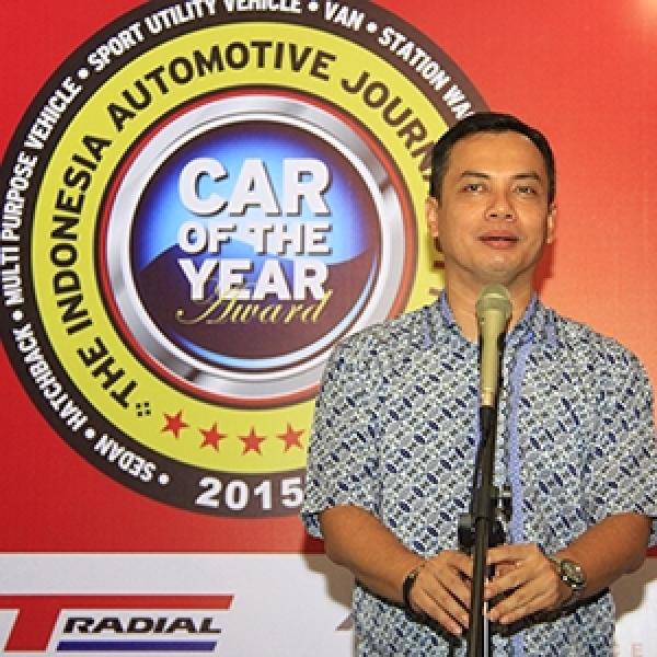 Honda HR-V Raih Gelar FORWOT Car of the Year 2015