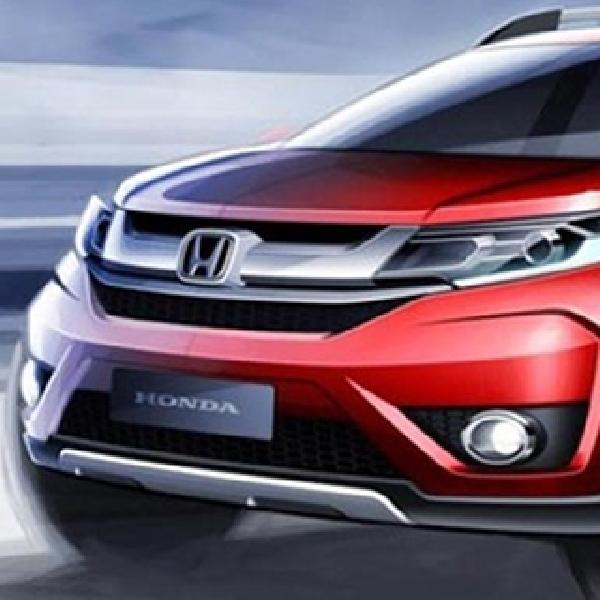 Honda BR-V Prototype Mengedepankan Transmisi Berteknologi Terkini