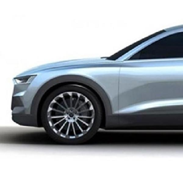 SUV Listrik Audi Sanggup Berjalan 500 Km dalam Sekali Charge