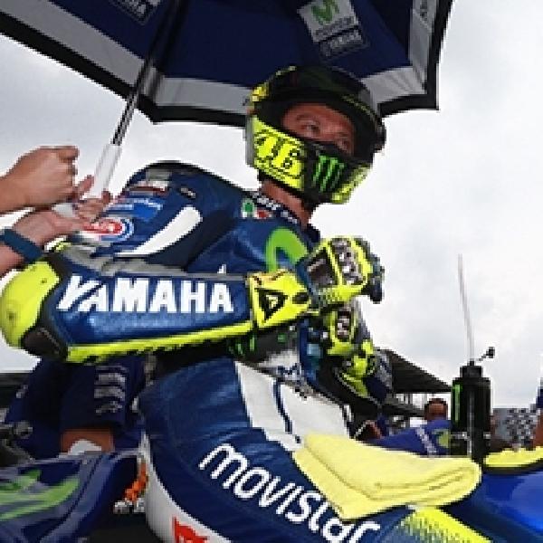 MotoGP: Mengaku Kurang Istirahat Rossi Berharap Lebih Kompetitf di Brno