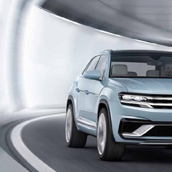 Volkswagen Garap Tiguan Coupe R dengan Performa Tinggi