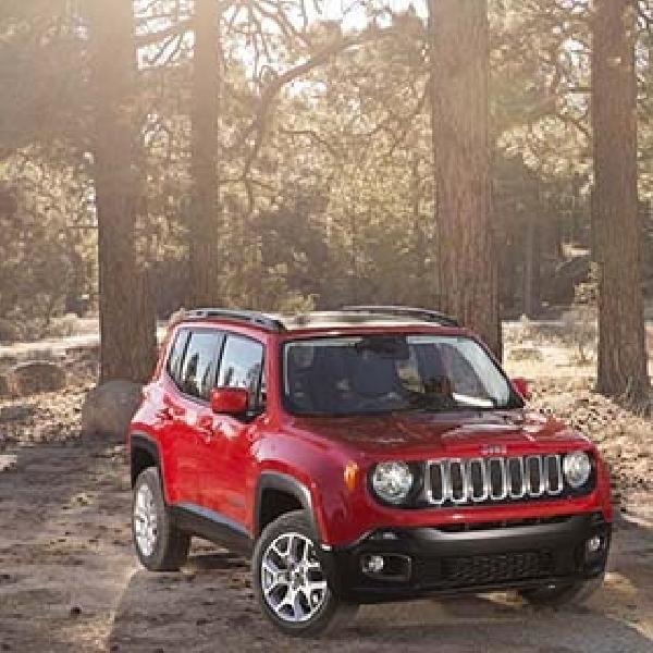 All New Jeep Renegade Mulai Bisa Dipesan Pekan Ini