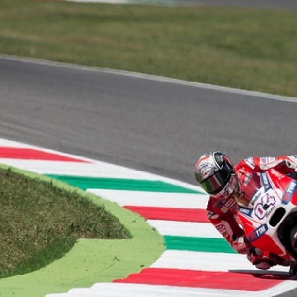 MotoGP: Pedrosa Tertahan Pebalap Ducati
