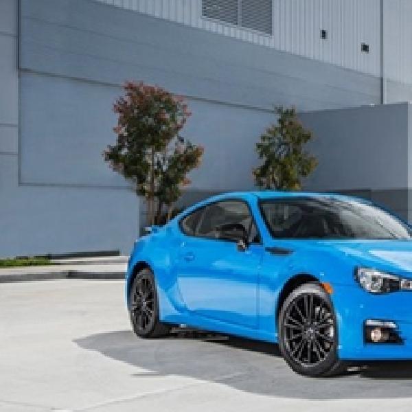 Dua Model Subaru Hyper Biru Akan Singgah Di Australia