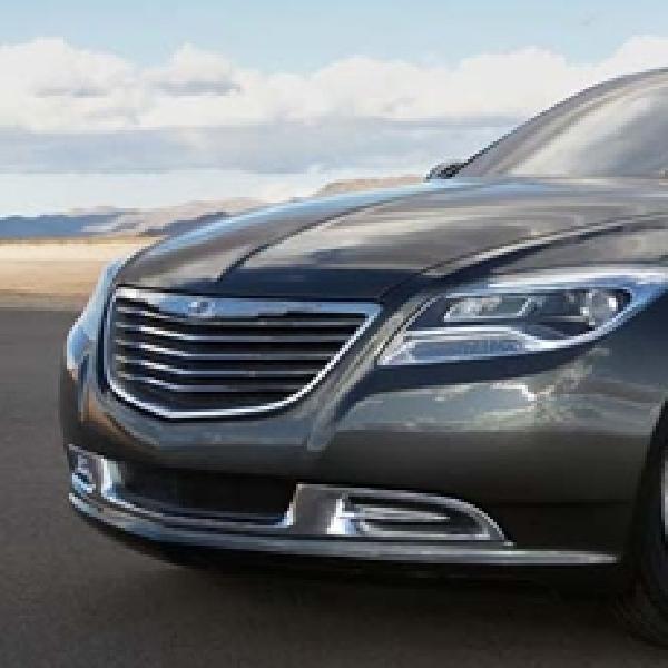 Ribuan Chrysler 200 di Recall Karena Masalah Pada Kabel