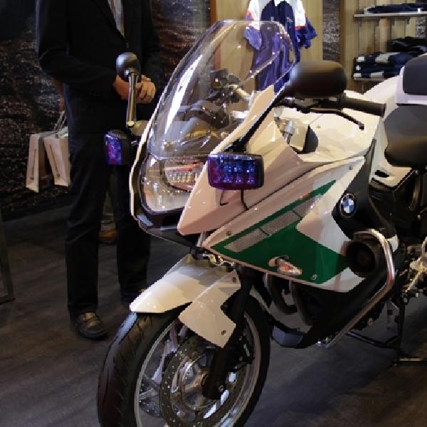 BMW Motorrad Bawa 5 Model di IIMS 2015