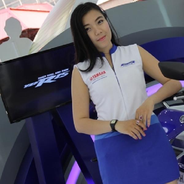Yamaha Berharap Penjualan Motor Sport Laris Manis di IIMS 2015
