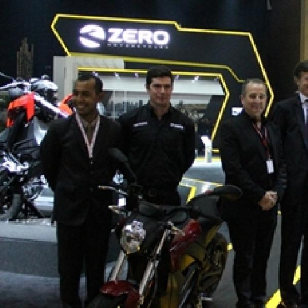 Garansindo Gandeng Duta Besar Amerika Luncurkan Zero Motorcycles di IIMS 2015