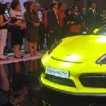 Dua Dedengkot Baru Porsche Lakukan Debut Perdana