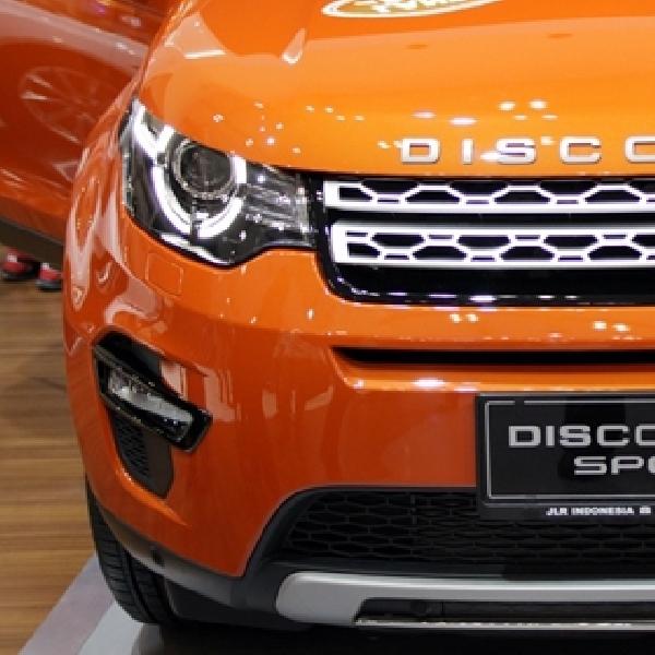 Land Rover Discovery Sport untuk Indonesia Tawarkan Mesin Bensin dan Diesel