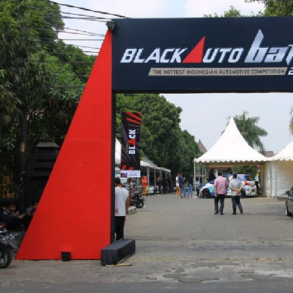 Ragam Style Modifikasi Warnai BlackAuto Battle 2015