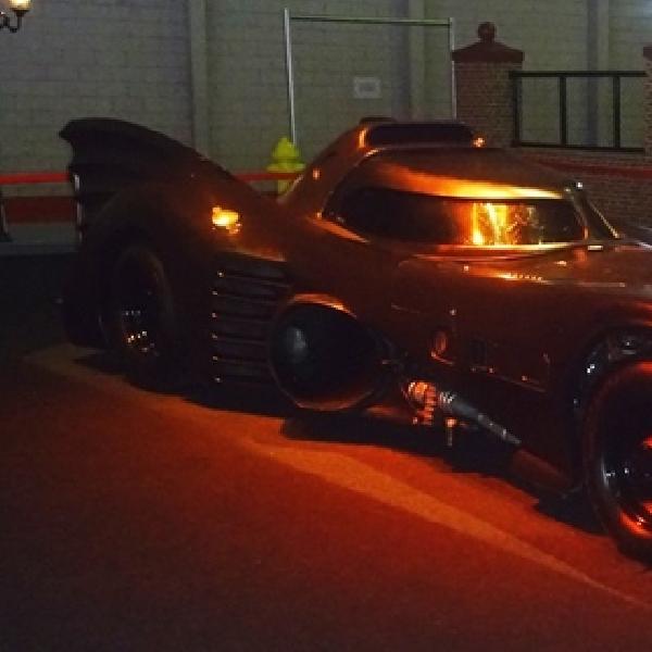IIMS 2015: Mobil Batman Jadi Pusat Perhatian Pengunjung