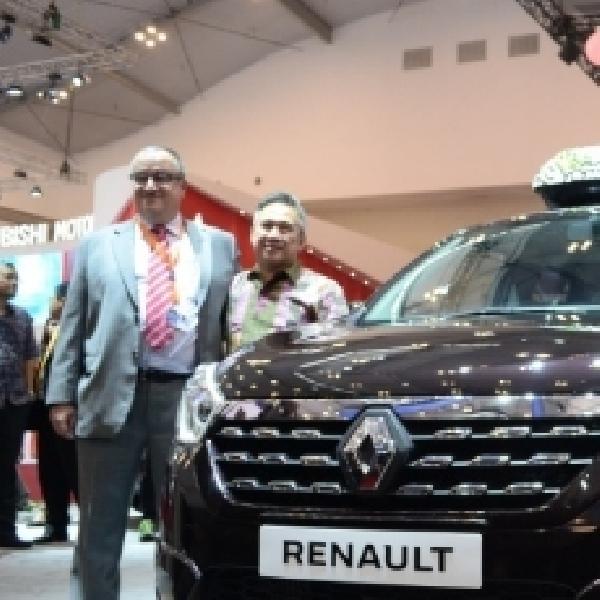 Renault Mulai Jajaki Mobil 7 Penumpang