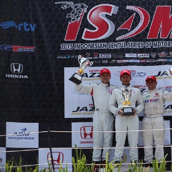 Tim Honda Racing Indonesia Pertajam Seri Ketiga di ISSOM 2015
