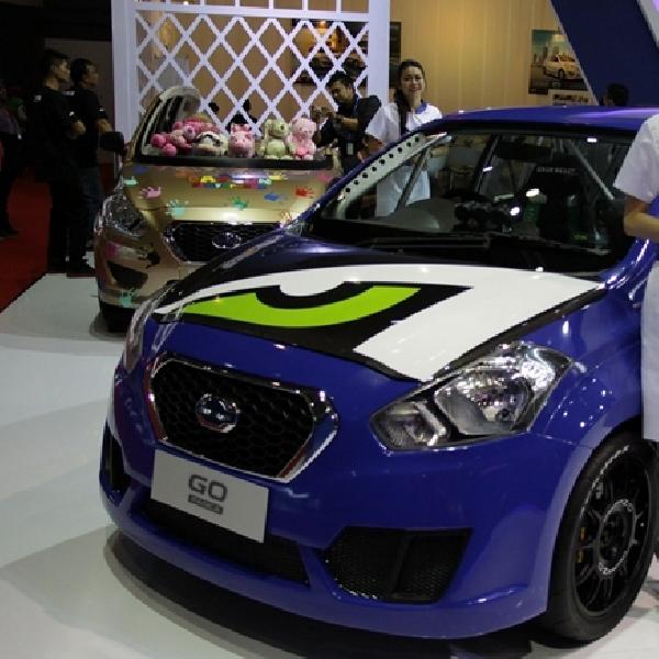 2 Modifikasi Racing Style Datsun Go Panca Bikin Pangling
