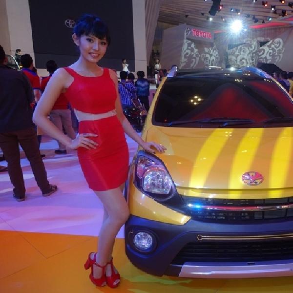 Toyota Tampilkan 3 Varian dengan Desain Yang Menawan dan Warna Elegan
