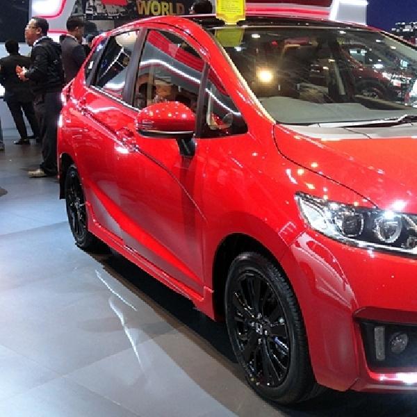 5 Mobil Honda Edisi Terbatas di IIMS 2015