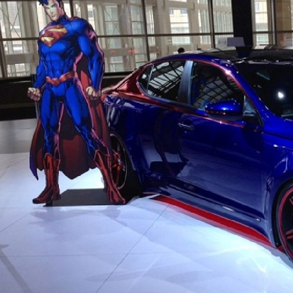 Super Hero Inspirasi Baru Para Modifikator Mobil
