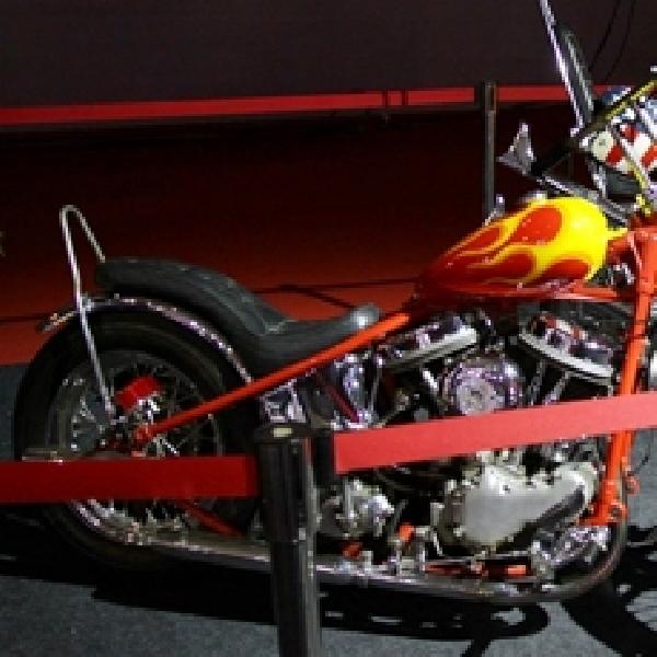 Harley-Davidson Captain America Ikut Hadir di IIMS 2015