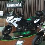 Kawasaki Tampilkan Z1000 Berlisensi Internasional di GIIAS 2015