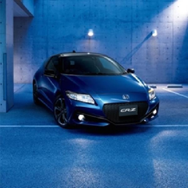 Honda CR-Z Facelift Diluncurkan dengan Sejumlah Perubahan